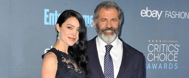 Mel Gibson, 61 yaşında yeniden baba oldu.
