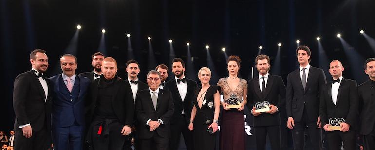 GQ Türkiye ödül töreni
