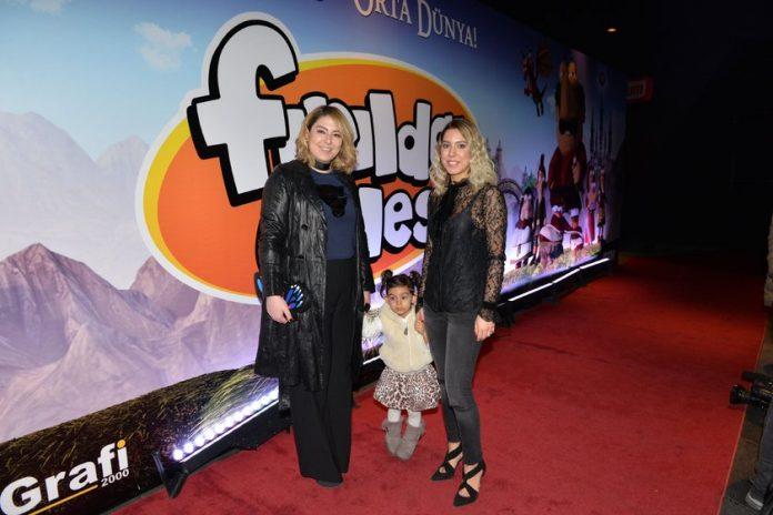 Fırıldak Ailesi Gala Gecesi