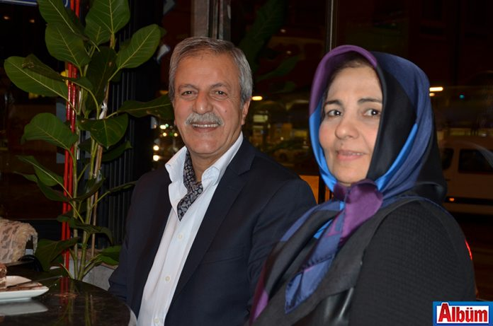 Abdullah Karaoğlu, Nilüfer Karaoğlu