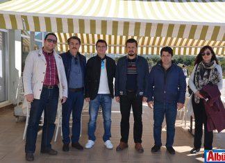 A.M.E ( Hasan Çolak) Anadolu Lisesi Mezunları Derneği kahvaltıda buluştu