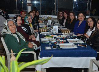 Zahide Erdem ve akrabaları kadınlar gününü kutladı