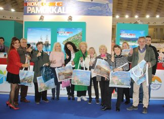 Uluslararası Belgrad Turizm Fuarı Alanya Tanıtımı