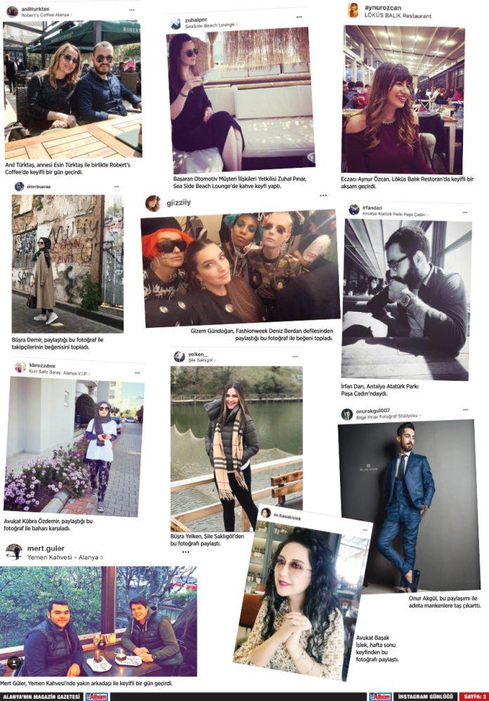 451. sayı Albüm Gazetesi Instagram Sayfası