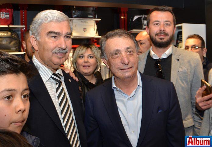Cengiz Aydoğan, Ahmet Nur Çebi, Sadık Dizdaroğlu