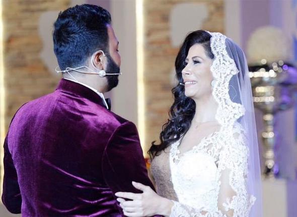 Caner Toygar Esra Erol'un programında evlendi