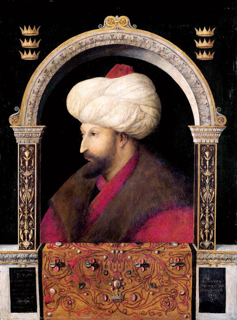 Kenan İmirzalıoğlu yeni dizisinde Fatih Sultan Mehmet'i canlandıracak