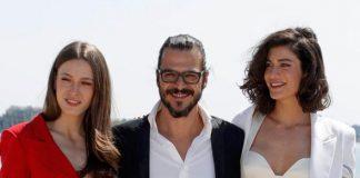 Serenay Sarıkaya,Mehmet Günsur, Berrak Tüzünataç