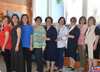 Alanya KAdınları Yardımlaşma Derneği Anneler Günü Yemeği