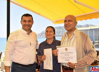 Alanya Belediye Başkanı Adem Murat Yücel Görme Engelli vatandaşlar ile kahvaltıda bir araya geldi