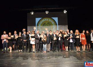 XVII. Direklerarası Seyirci Ödülleri törenine bu yıl Alanya Belediyesi ev sahipliği yaptı.