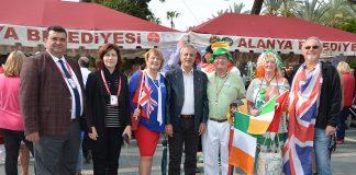 Turizm Haftası ve Aşçılar Bayramı Anıtta kutlandı