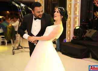 Emine ve Hasan evlendi