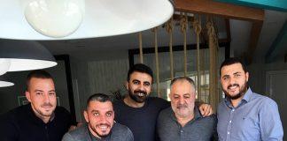 YEL Mimarlık sahibi Reha Gökgül yeni yaşını dostlarıyla kutladı