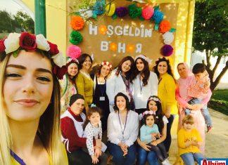 Şeker Portakalı Çocuk Yuvası Bahar Partisi'nde toplandı