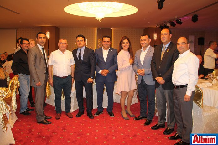 Alanya Uluslararası Film Festivali'nin ilk günü Asia Beach Otel'in şık daveti ile sona erdi.