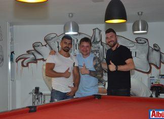Avrupa Şampiyonu Hüseyin Göktepe, Vasilli Suvorov, Cihat Doğan
