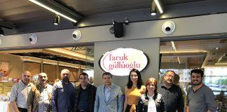 Faruk Güllüoğlu Alanya Şubesi AGC yönetimini ağırladı