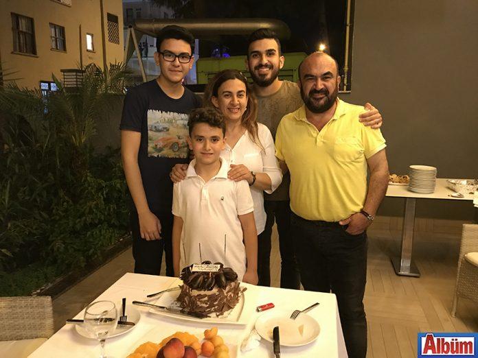 Murat Kozan, Mert Kozan, Sema Kozan, Mehmet Kozan, Ömer Kozan