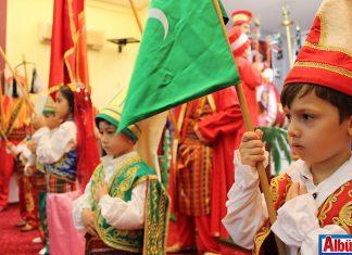Şehit Coşkun Nazilli İlköğretim Okulu coşkulu bir okuma bayramına imza attı.