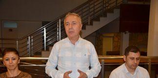 Alanya'ya yeni tayin olan Sosyal Güvenlik Kurumu Müdürü (SGK) Muharrem Kaya, kurum çalışanları ve basın mensuplarına özel tanışma ve kaynaşmayı amaçlayan bir iftar davet düzenledi.