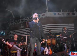 Alanyalılar Tan konserinde eğlendi