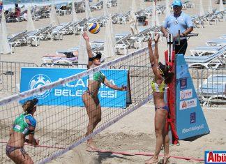 2017 CEV Bayanlar Plaj Voleybolu Avrupa Şampiyonası