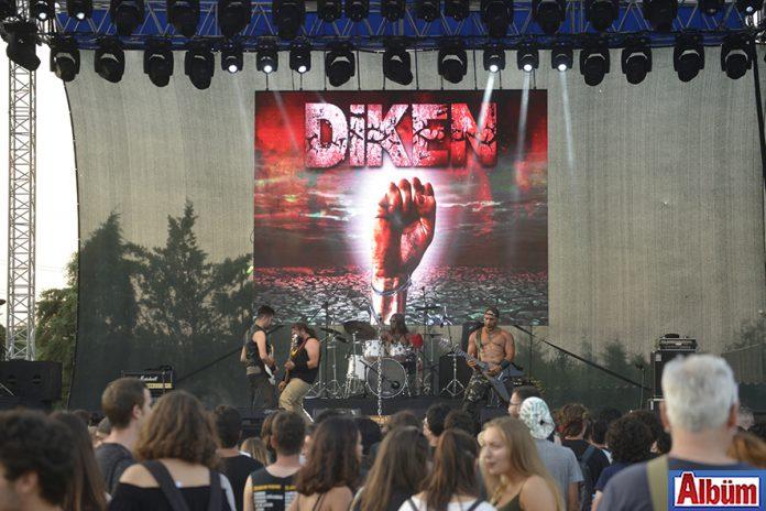Bodrum Rock Festivali ile sallandı