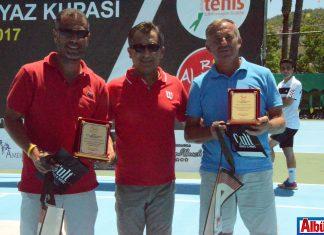 Türkiye Tenis Federasyonu (TFF) tarafından organize edilen, Alanya Tenis Kulübü'nün de destek verdiği 8-9-10 Yaş Yaz Kupası Tenis Turnuvası sonuçlandı.