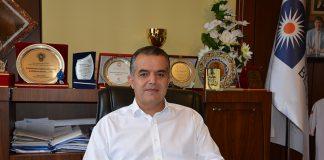 Antalya Büyükşehir Belediyesi Alanya Koordinatörü Hüseyin Güney