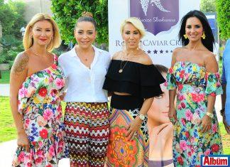 Pınar Altuğ ev sahipliğinde şık davet