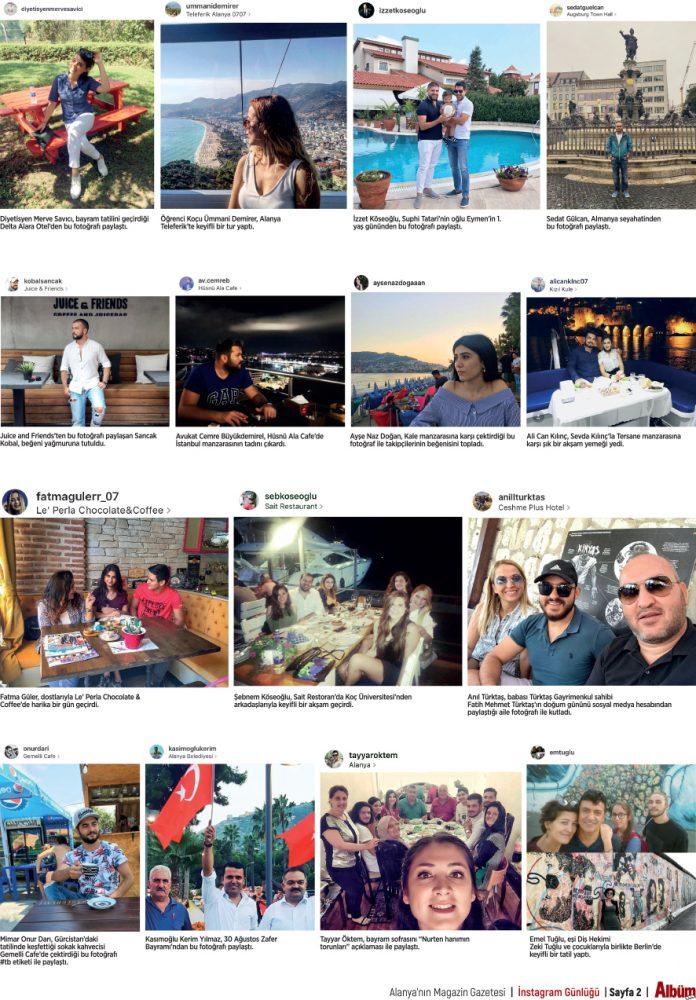 Instagramda Öne Çıkanlar (473. Hafta)