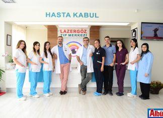 Deneyim, teknoloji ve hasta memnuniyeti Lazer Göz'ün yeni adresinde bir araya geldi
