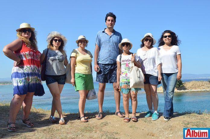 Yunanistan'ı gezdiler