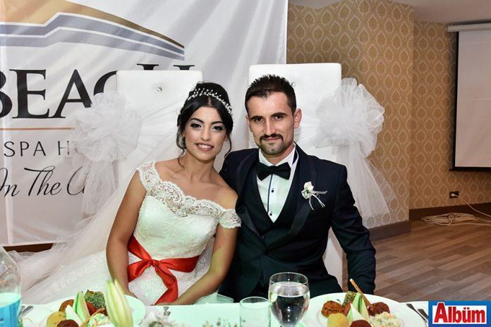 Asia'da şık düğün