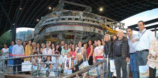 Antalya'ya haftada 20 uçuş planlayan Christian Tour'un Macaristanlı acente satış temsilcileri, Alanya Turizm Tanıtma Vakfı'nın davetiyle Alanya'ya geldi.