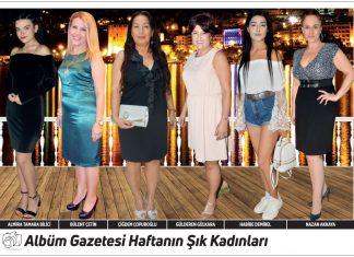 Almira Tamara Bilici, Bülent Çetin, Çiğdem Çopuroğlu, Gülderen Gülkara, Habibe Demirel, Nazan Akkaya