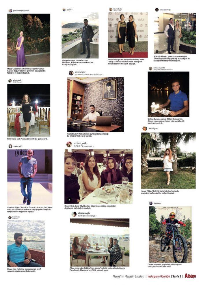 Instagram'da Öne Çıkanlar (477. Hafta)