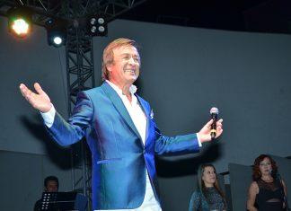Erol Evgin Alanya Açıkhava Tiyatrosu konser
