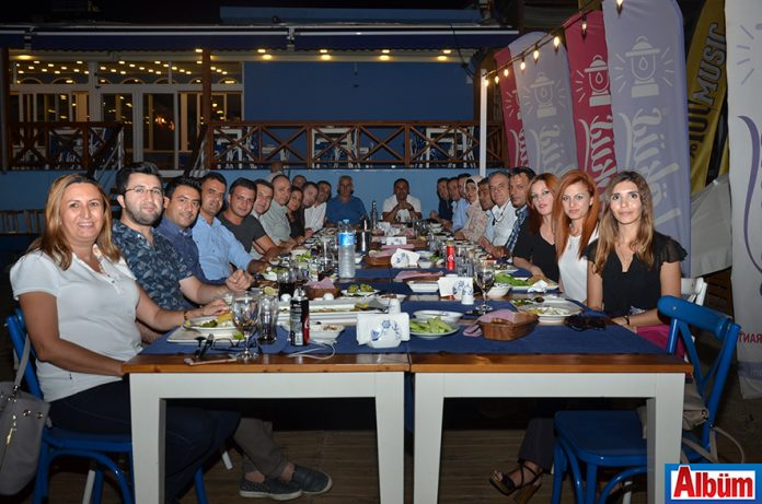 The Garden Beach Hotel ve Palmeras Beach Hotel ekibi geçirdikleri başarılı yaz sezonunu düzenlenen motivasyon yemeğiyle kutladı.