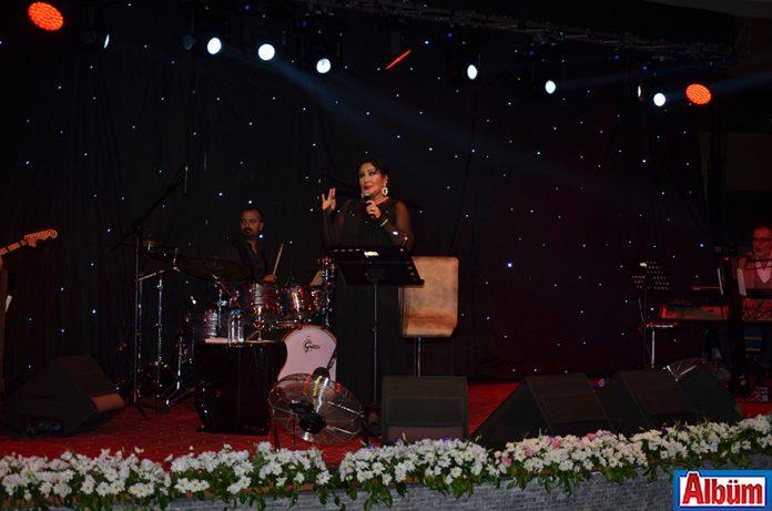 Alanya Gazeteciler Cemiyeti'nin (AGC) Geleneksel 2016 Medya Başarı Ödülleri Nükhet Duru konseri