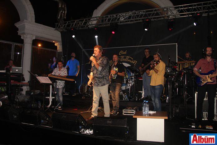 Efsane sanatçı Selami Şahin, Alanya'da muhteşem bir konsere imza attı.