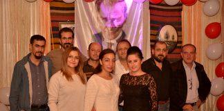 Cumhuriyet Bayramını Zevk-i Sefa'dakutladılar