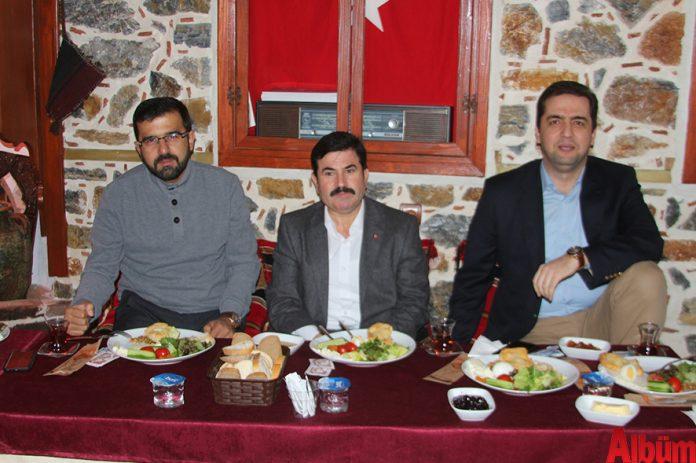 Ömer Göker, Dr. Fatih Yazan, Tunahan Kasapoğlu