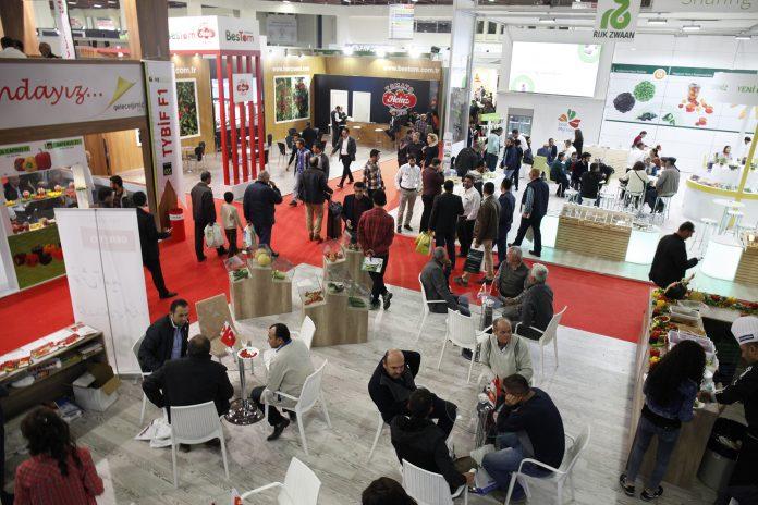 Antalya'da Growtech Eurasia çoşkusu