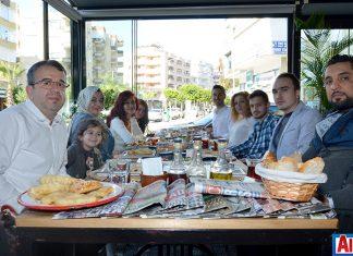 Başarılı bir sezon geçiren EMMY Ayakkabı ailesi, Mezza'da toplandı.