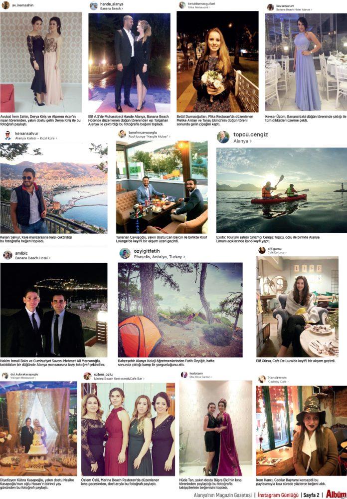 Instagram'da Öne Çıkanlar (482. Hafta)