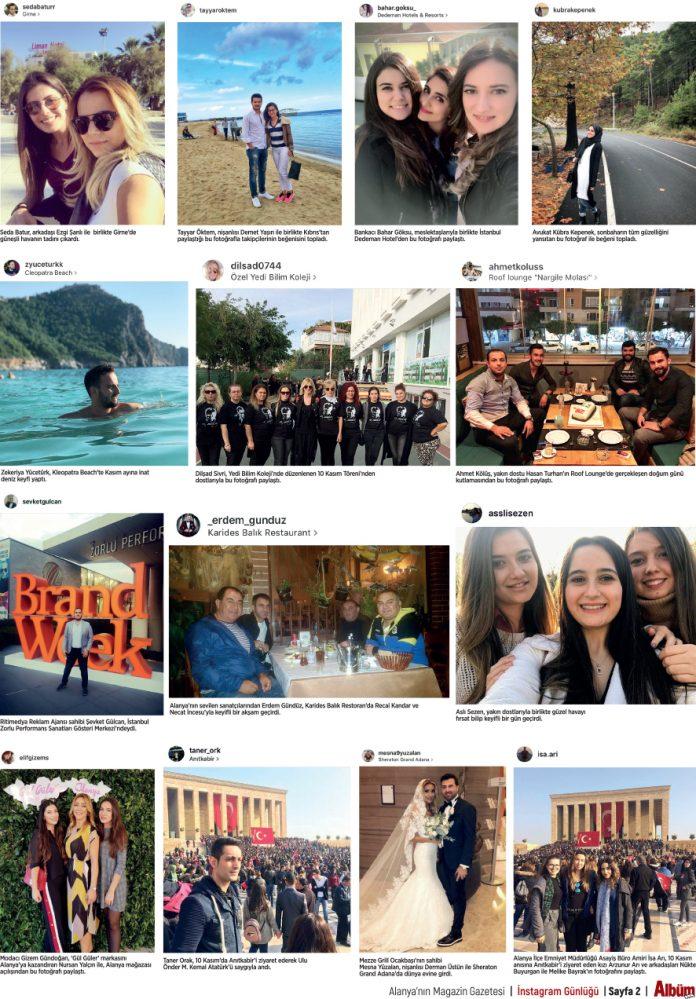 Instagram'da Öne Çıkanlar (483. Hafta)