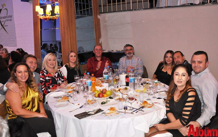 Alanya Karadenizliler Derneği tarafından her yıl geleneksel olarak düzenlenen Karadenizliler Gecesi, bu yıl Beach Club Doğanay Hotel'de gerçekleşti.