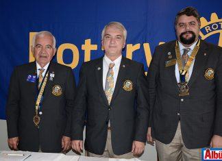 Türk Rotaryanlar Alanya'da toplandı